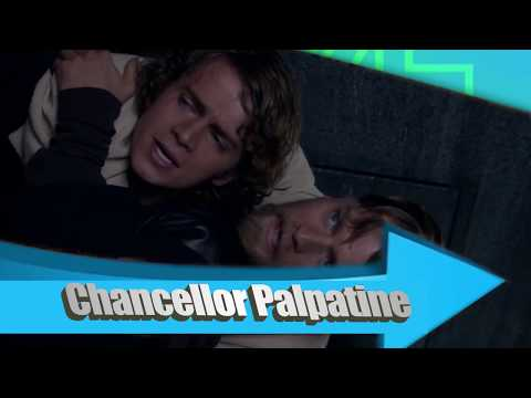 Drake and Josh but theyre actually Obi-Wan and Anakin