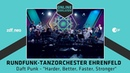 Rundfunk-Tanzorchester Ehrenfeld : Daft Punk - Harder, Better, Faster, Stronger