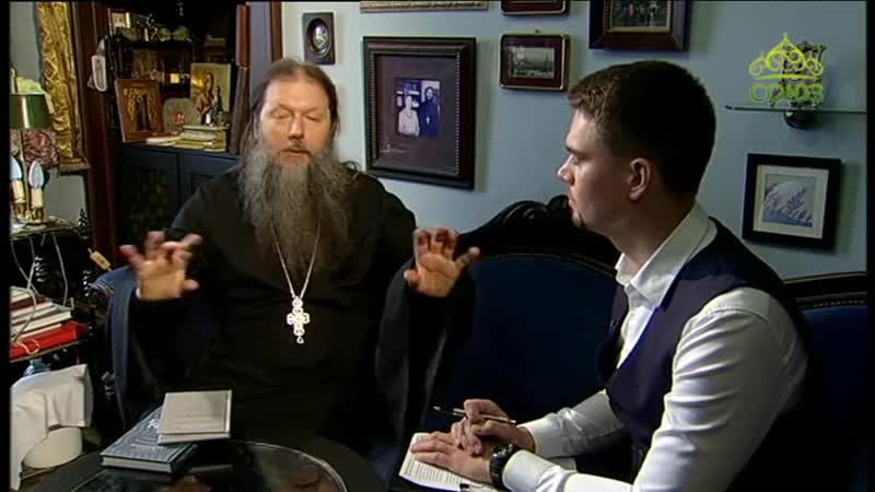 † 2019 05 11 ч.1 Артемий Владимиров с Александром Крузе. Канон tv