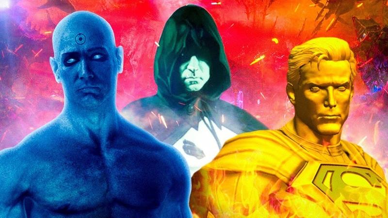 10 Самых Сильных Персонажей ДС (DC Comics)