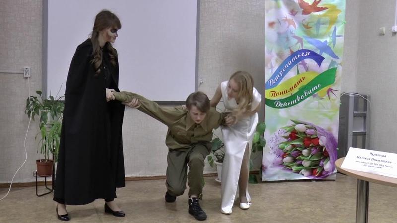 07 12 2017 г театрализованное представление студии Вдохновение,ДШИ №1,Шумерля