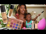 Doing Makeup With MY BABY!!! She Was SO Over It LMAO Jackie Aina
