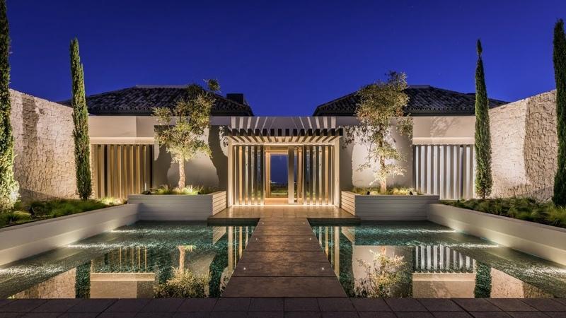Ultra Modern Luxury Mansion in Zagaleta Marbella Spain 11 900 000€