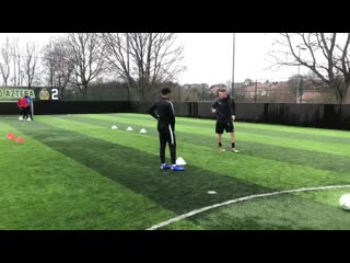 Training highlights - rhys, remi and michael 3 french professional footballers-обрезка 03