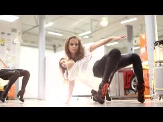 Kylie minogue - sexercize (high heels) choreography by yuliya crystal