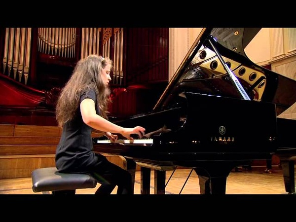 Michelle Candotti – Etude in F major Op. 10 No. 8 (first stage)