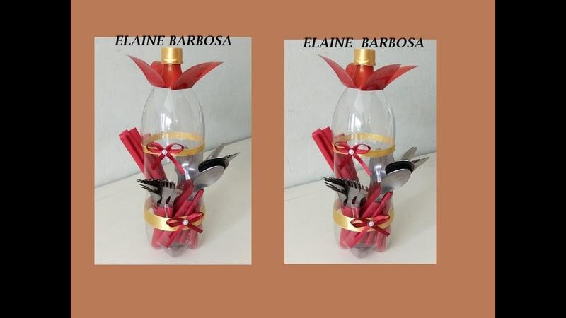 IDÉIAS com GARRAFA PET,plastic Bottle craft,ideias fáceis,lindas,e diferentes@artesanato😲