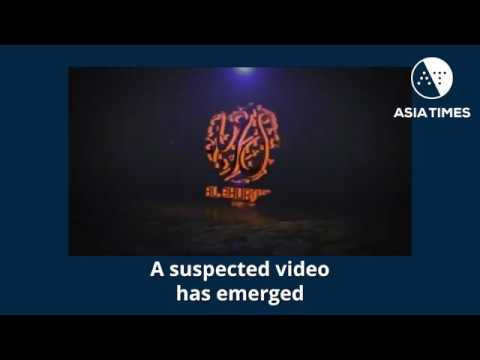 Suspected ISIS video claims Sri Lanka bombing