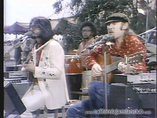 Seals and Crofts / Hummingbird / 1974 California Jam