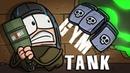Мы живы: GYM TANK | Сезон 1 Эпизод 1.1 | танковый сериал [ : wot-