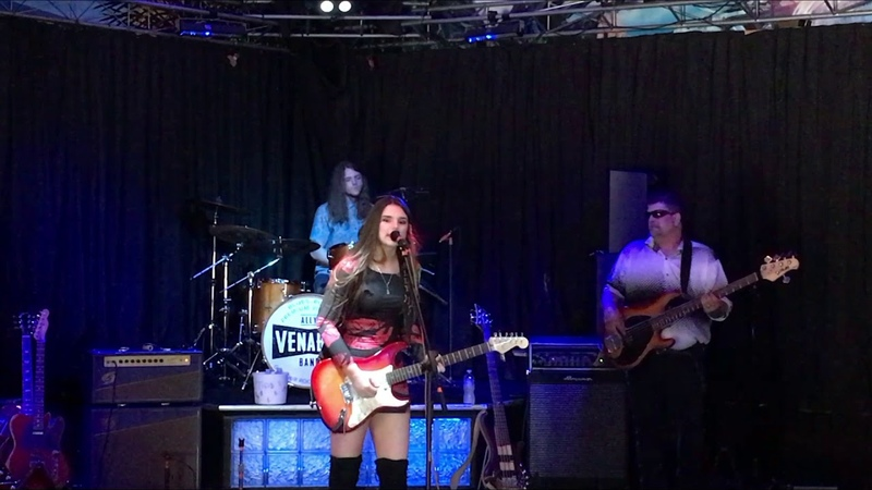 * (1) Ally Venable Band / High Octane (Set-1) -- May-28-2018 -- iphone-6s/Zoom-iQ7