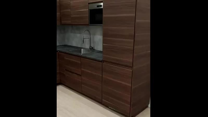 Сборка кухни под ключ mp4