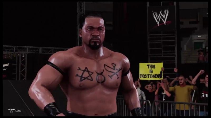 WWE 2K19 Bradshaw vs Faarooq Raw Is War '99