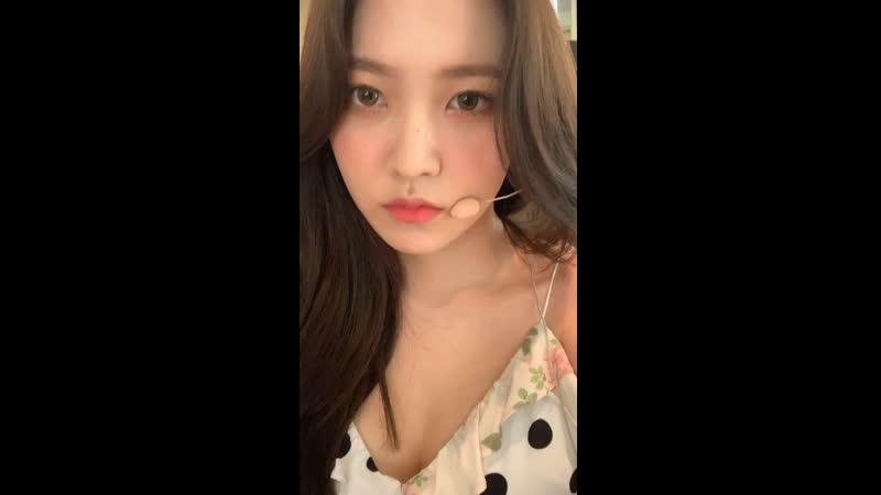 190609 Instagram Yeri (Red Velvet)