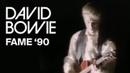 David Bowie Fame 90 Official Video