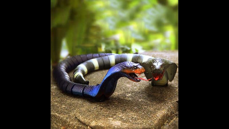 Naja Cobra пластиковая змея игрушка для детей