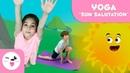 Yoga For Kids The Sun Salutation