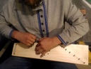 Закрой глаза. Играем на 7ми струнных новгородских гуслях. Автор стихов Алекса
