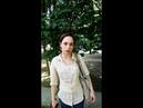 Дарья Ющенко:Участники проукраинского флешмоба в Донбассе начали требовать амнистию у Зеленского