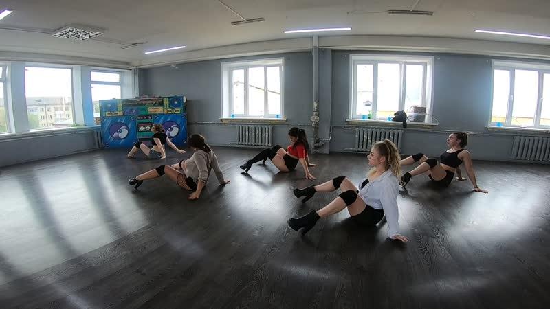 Girl Choreo от Natta (select 1) | Студия Мастерская Танца г. Калуга