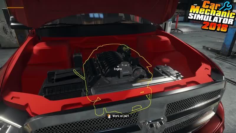 Car Mechanic Simulator 2018 - RAM DLC