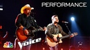 Dexter Roberts and Toby Keith - Thats Country Bro The Voice Live Finale 2019