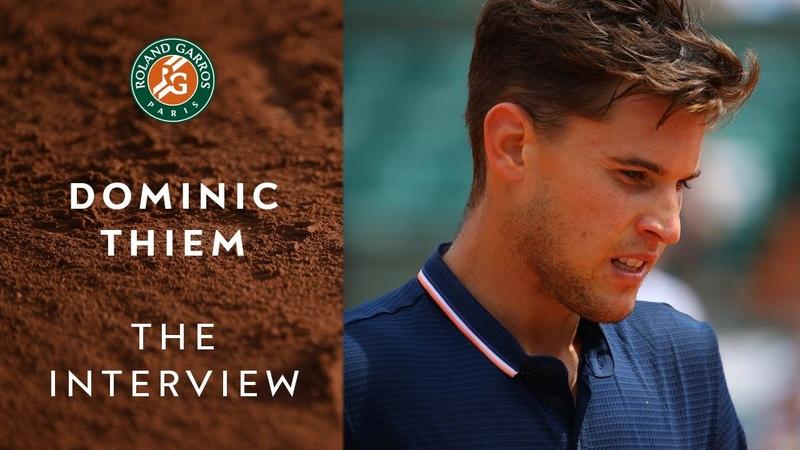 Dominic Thiem the interview - Part 1 the man | Roland Garros 2019