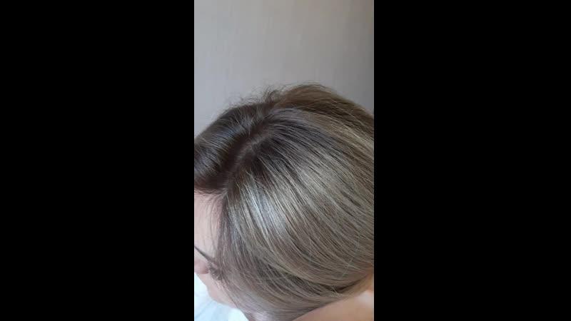 холодный блондрастяжкаслайсы