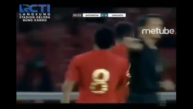 Индонезия - Вануату - 6:0
