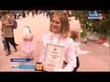 ЮНАЯ ПЕВИЦА ИЗ СИБИРИ - победительница Фестиваля песен о Родине