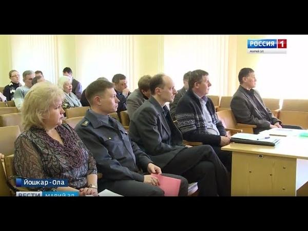 В ОПЦ Йошкар-Олы состоялось совещание председателей садоводческих товариществ