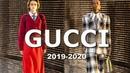 Gucci модная осень 2019 зима 2020 в Милане / Одежда, обувь и сумки