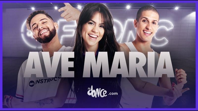 Ave Maria - Supa Squad Ft. Deejay Telio Deedz B | FitDance Life (Coreografía Oficial)