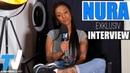 NURA Exklusiv INTERVIEW Karriere Solo Debütalbum Habibi TV Strassensound