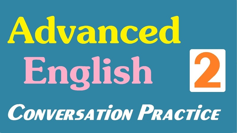 Improve English Listening ★ Learn American English ★ Advanced English Conversation Practice 2✔