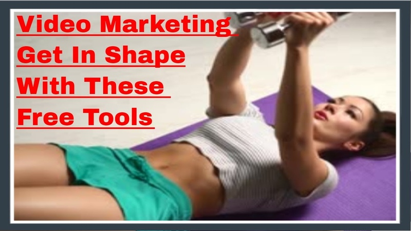 The Best Free Video Marketing Tools. Get Content Samurai, Easy Sketch Pro 3 18 Youtube Hacks