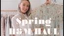 H M SS19 SPRING FASHION HAUL Affordable Spring Dresses | Fashion Mumblr