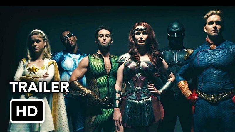 The Boys (Amazon) Trailer 2 HD - Superhero series