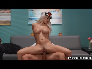 Victoria june all dolled up the birthday present [all sex, hardcore, blowjob, big tits]