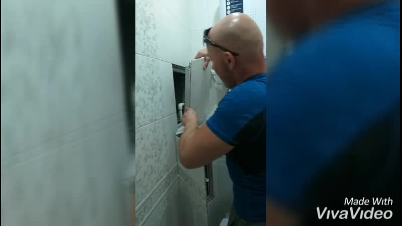 туалет готов