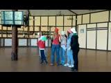 Туристический слет) конкурс самодеятельности и выступление нашего пионерского отряда