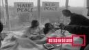 John Lennon en Yoko Ono in bed Hilton Hotel 1969