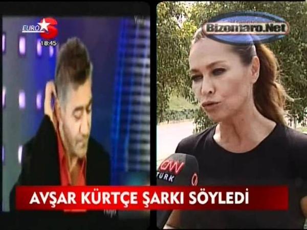Hülya Avşar Ciwan Haco ile düet
