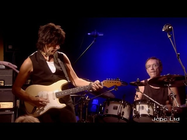 """Jeff Beck Cause We've Ended As Lovers"""" Performing This Week Live At Ronnie Scott's London UK 2008 F"""