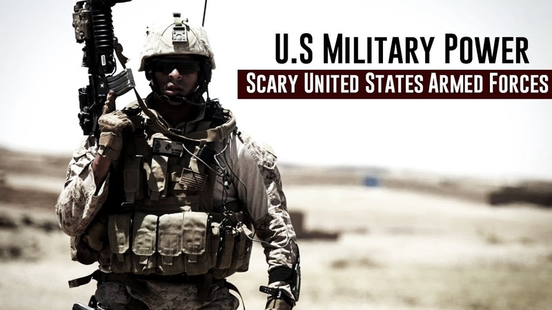 Scary ! United States Military Power 2019 U.S Armed Forces 2019 | How Powerful is USA
