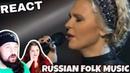 VOCAL COACHES REACT: PELAGEYA - RUSSIAN FOLK MUSIC