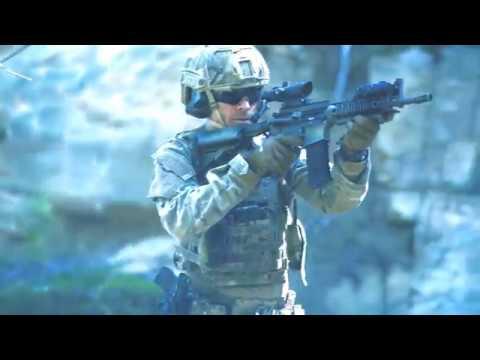 Mawashi Canada Ultralight Passive Ruggedized Integrated Soldier Exoskeleton UPRISE 1080p