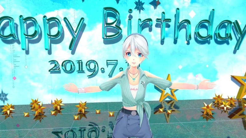 [FULL HD] YANHE - Birthday Party 2019【言和】2019.7.11言和生日会直播集锦
