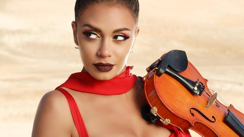 Hanine the violinist ft Nour Msadaa Halak 2018 مصدق حالك