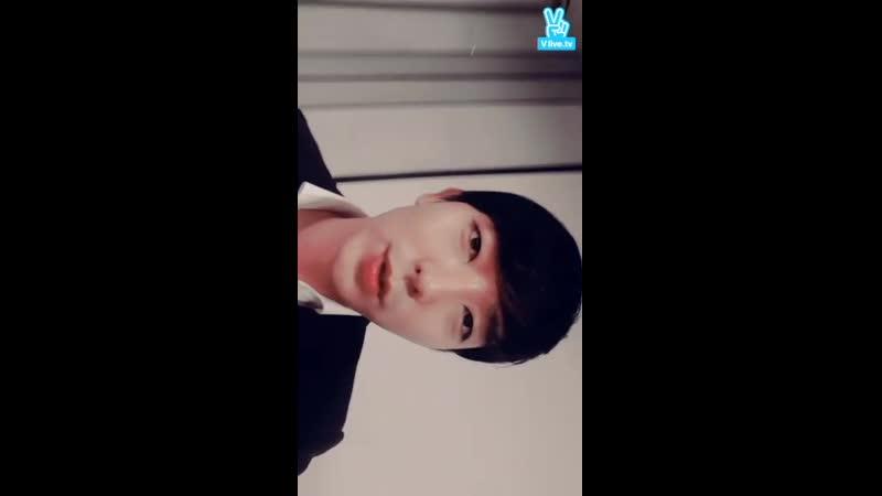 Lee Joon Gi 2015.09.10 Vapp live broadcast /첫방송겸 테스트방송입니다 아아 첵원투원투